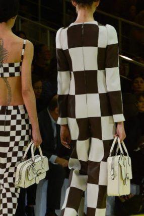 Handbag bianche Louis Vuitton primavera estate 2013