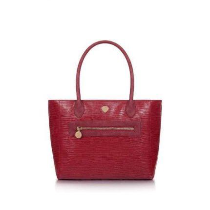 Handbag bordeaux Le Pandorine autunno inverno 2017