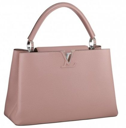 Handbag cognac Louis Vuitton