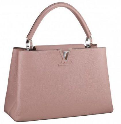 Handbag cognac Louis Vuitton