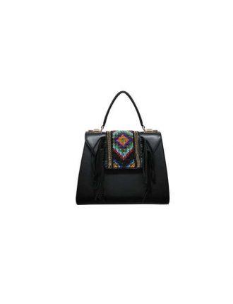 Handbag con frange Mia Bag autunno inverno 2017
