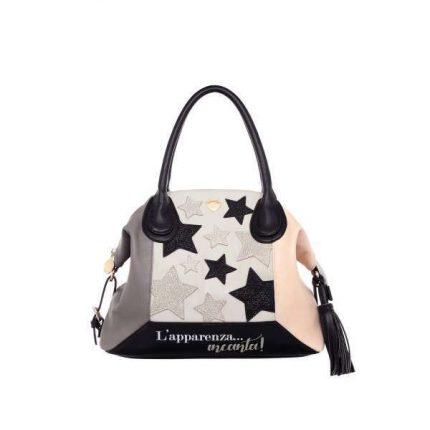 Handbag con stampa Le Pandorine autunno inverno 2017