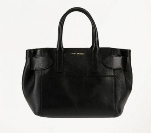 Handbag in pelle martellata Coccinelle primavera estate 2014