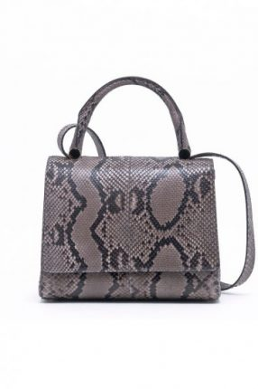 Handbag in pitone Max Mara
