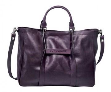 Handbag indaco Longchamp
