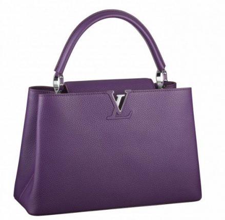 Handbag indaco Louis Vuitton