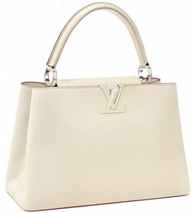 Handbag Louis Vuitton cipria