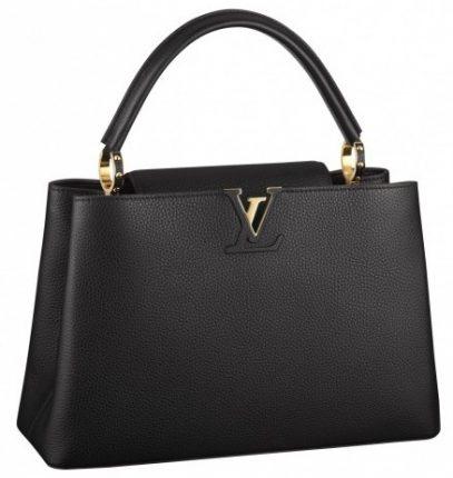 Handbag Louis Vuitton nera