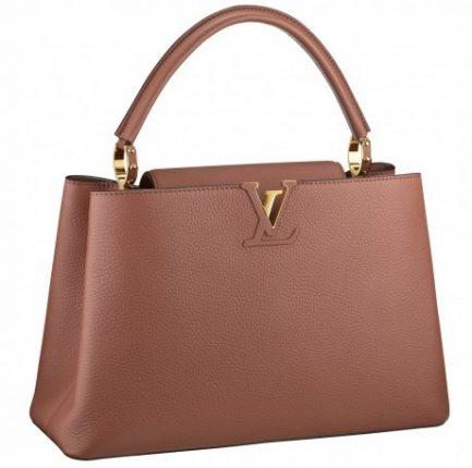 Handbag Louis Vuitton terra