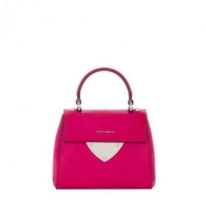 Handbag magenta Coccinelle autunno inverno 2017