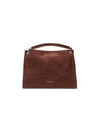 Handbag marrone Mia Bag autunno inverno 2017