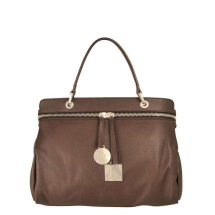 Handbag marrone scuro Tosca Blu autunno inverno 2017