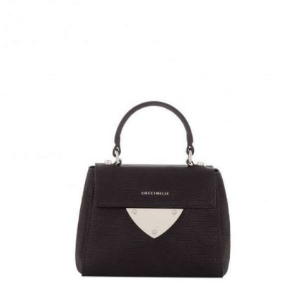 Handbag nera Coccinelle