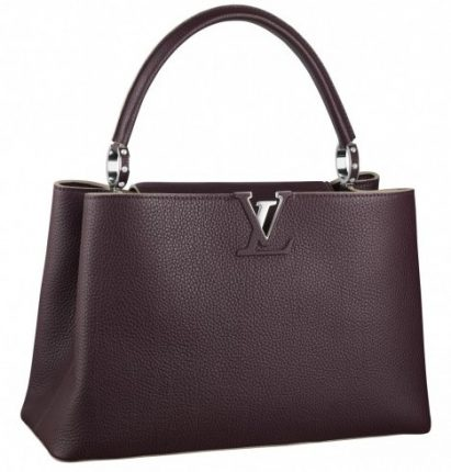 Handbag nera Louis Vuitton