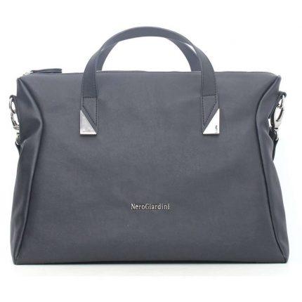 Handbag nera Nero Giardini autunno inverno 2017