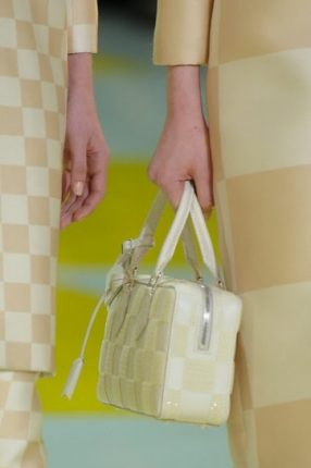 Handbag quadrata