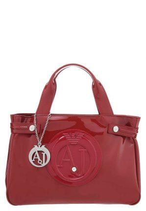 Handbag rossa Armani Jeans autunno inverno 2017