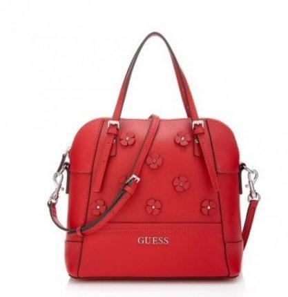 Handbag rossa Guess