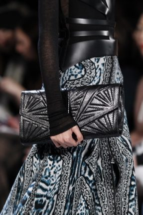 Herve Lege handbags fall winter 2013 2014