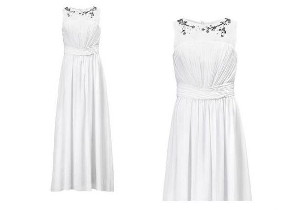 HM abito da sposa low cost