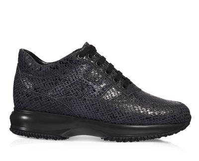 Interactive pyhon scarpe Hogan autunno inverno