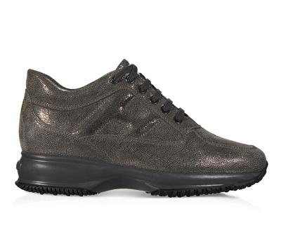 Interactive shiny scarpe Hogan autunno inverno