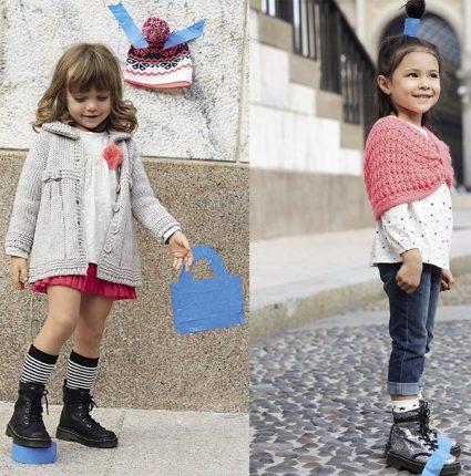 Jeans bambina Benetton autunno inverno 2013 2014
