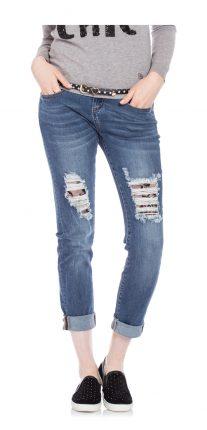 Jeans boyfriend Camomilla autunno inverno 2017