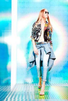Jeans Just Cavalli primavera estate 2014
