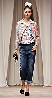 Jeans Mom Twin Set jeans primavera estate 2016