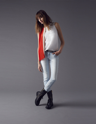Jeans Pinko autunno inverno 2015