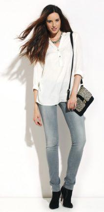 Jeans Promod autunno inverno 2013 2014