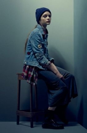 Jeans Pull & Bear autunno inverno 2013 2014