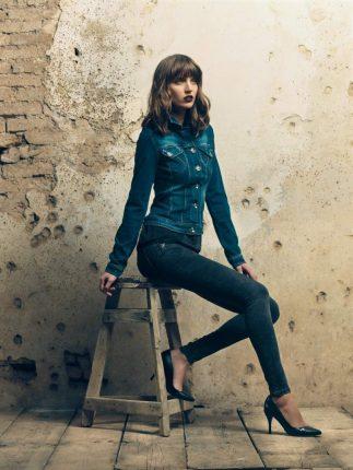 Jeans skiny Fornarina autunno inverno 2015