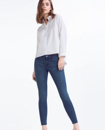Jeans skiny Zara primavera estate