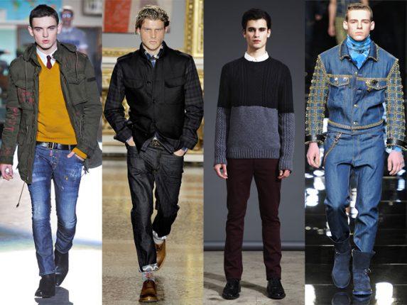 Jeans uomo 2013