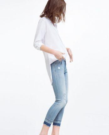 Jeans Zara primavera estate