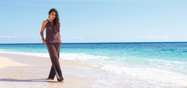 Jumpsuit Cast Away Calzedonia Estate 2013