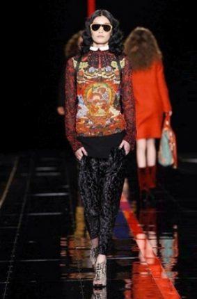 Just Cavalli collezione autunno inverno 2013 2014 maglione