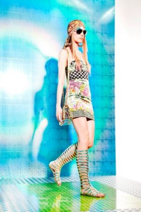 Just Cavalli collezione donna primavera estate 2014