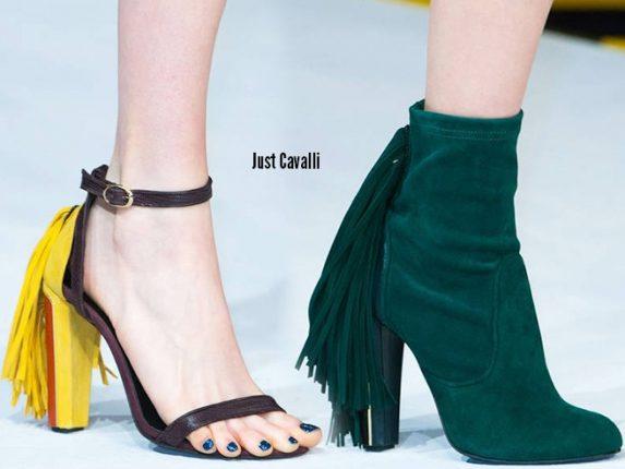 Just Cavalli scarpe catalogo autunno inverno 2014 2015