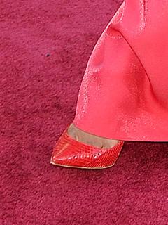 Kerry Washington scarpe oscar 2013
