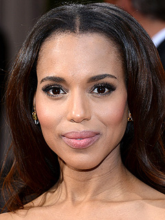 Kerry Washington trucco oscar 2013