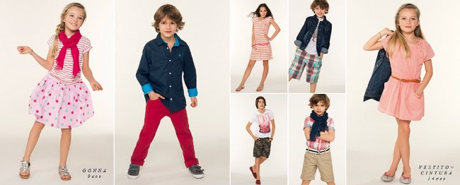 Kiabi catalogo bambini primavera estate 2013