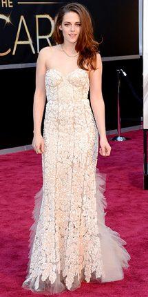Kristen Stewart abito oscar 2013