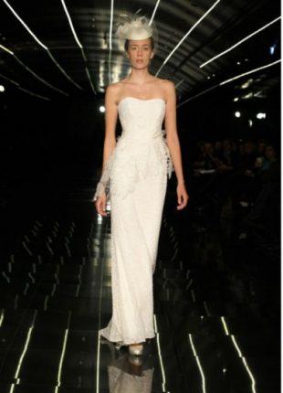 Lace dress sposa Atelier Aimée 2015