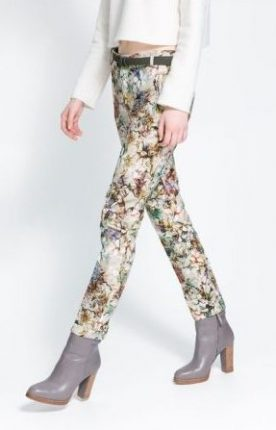 Leggings Zara primavera estate 2014