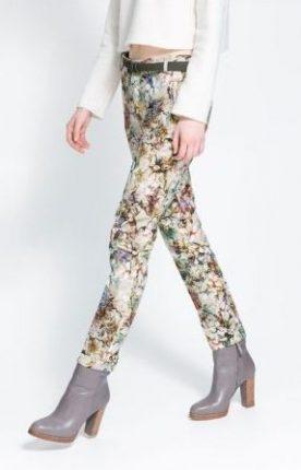 Leggings Zara primavera estate 2014