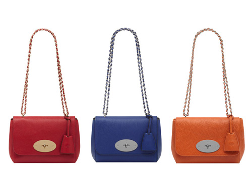 Lily shoulder bags Mulberry