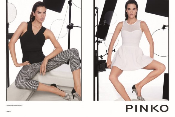 Look Pinko primavera estate 2014